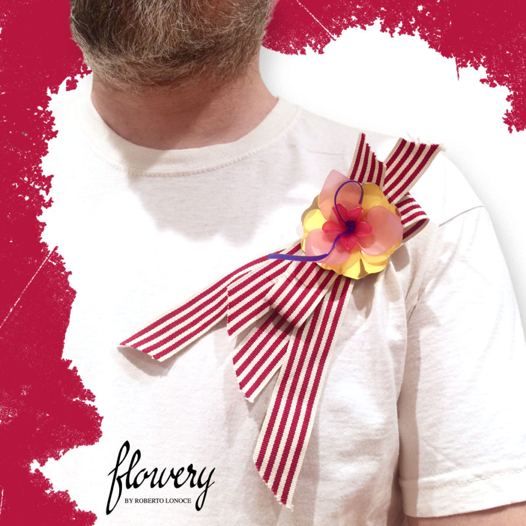 Flowery by Roberto Lonoce Men Collection